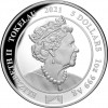 托克勞2021威爾斯王妃黛安娜精鑄銀幣1盎司_46984