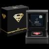 紐埃2021 DC漫畫系列 – 超人標誌精精鑄銀幣1盎司_46887