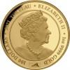 托克勞2021威爾斯王妃黛安娜精鑄金幣1盎司_46974