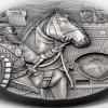 帛琉2021失落的文明系列 – 巴比倫仿古銀幣2盎司_47107